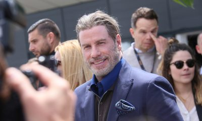 John Travolta reveals what it's like to be a Hollywood celebrity