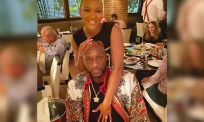 Lamar Odom announces his engagement to personal trainer, Sabrina Parr