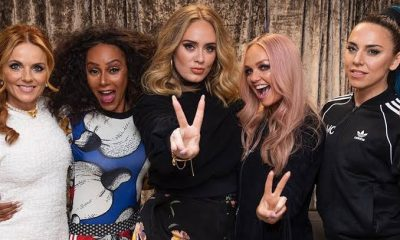 Mel C admits Spice Girls snubbed Adele co-performance