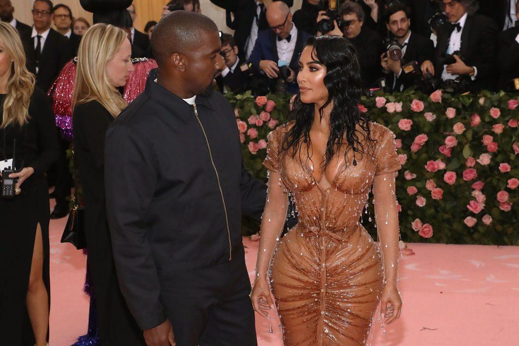 Kanye West and Kim Kardashian | Taylor Hill/FilmMagic