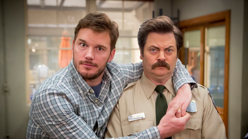 Chris Pratt Parks and Recreation