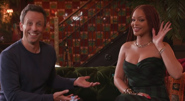 Rihanna might drop lawsuit against her father over Fenty issue