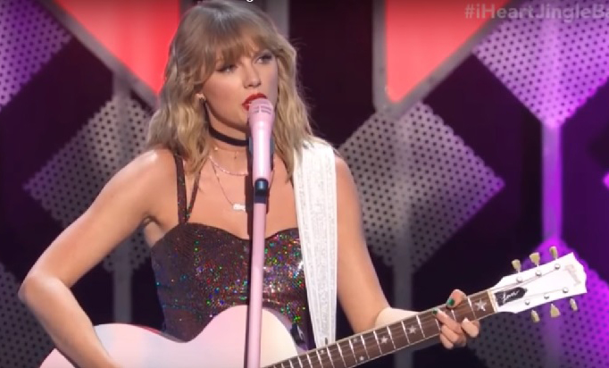 Taylor Swift crowned Most Influential Person on Twitter