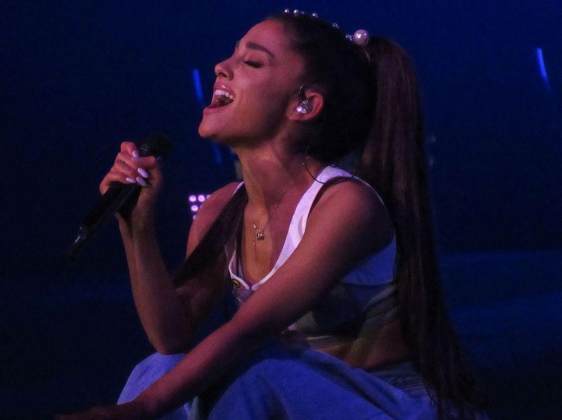 Ariana Grande career breakthrough