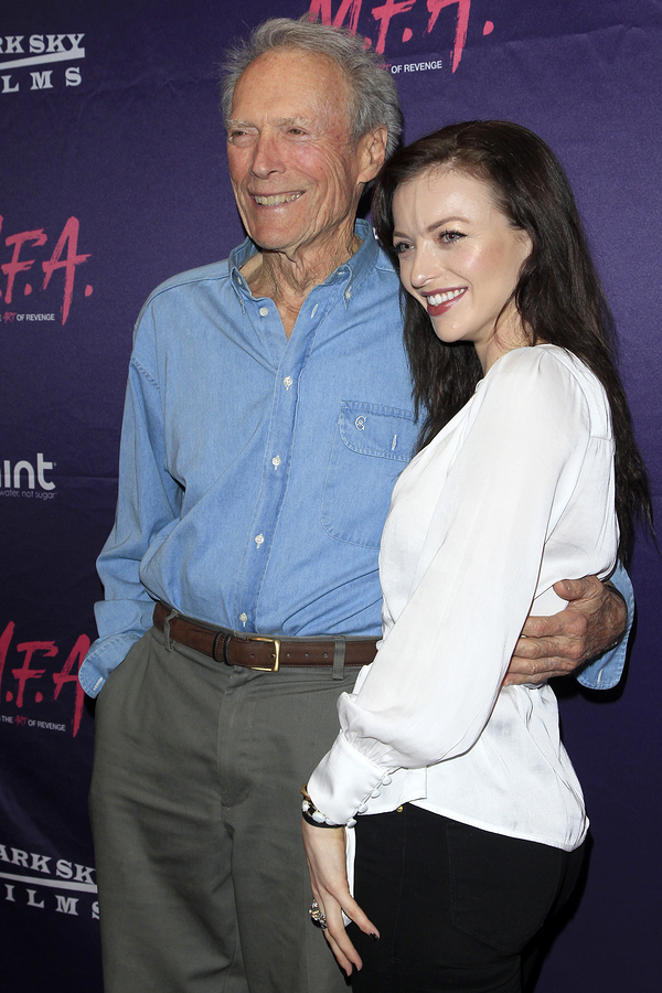 Clint Eastwood personal life