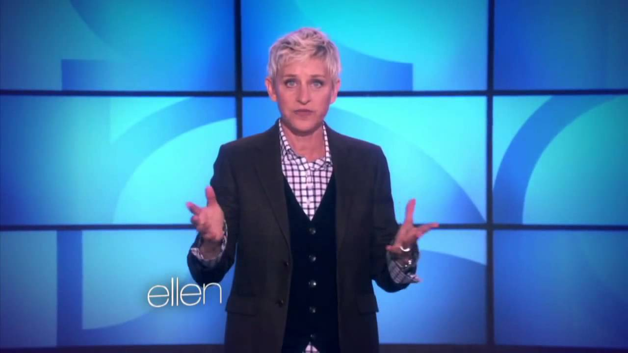 Ellen Degeneres continued success