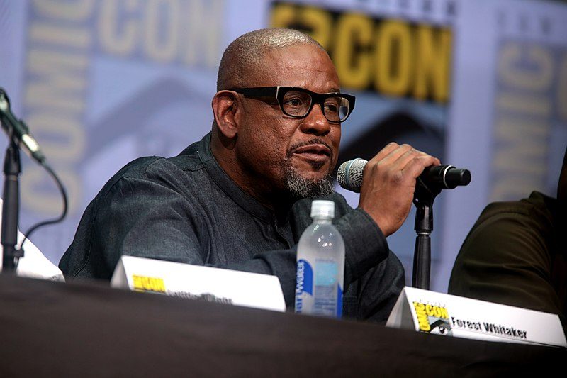 Forest Whitaker fame