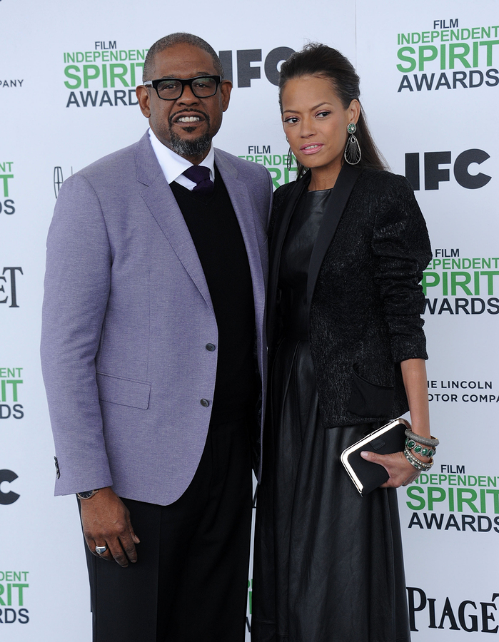 Forest Whitaker personal life