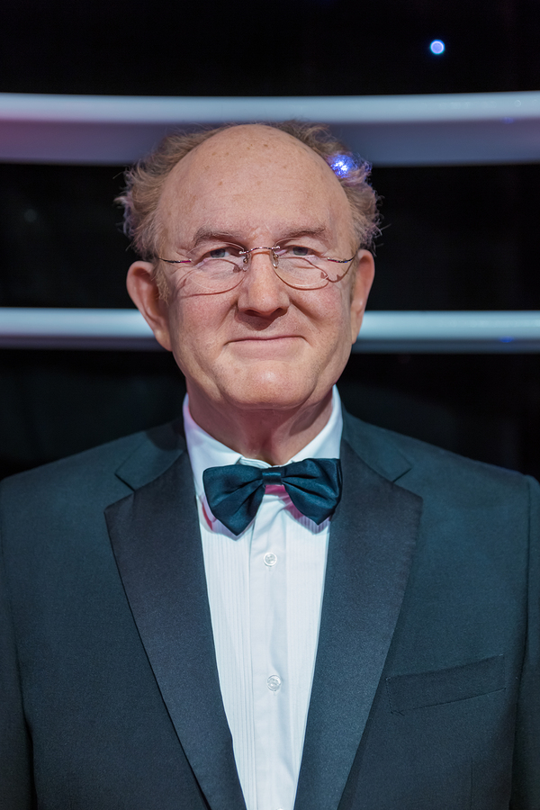 Gene Hackman age and height