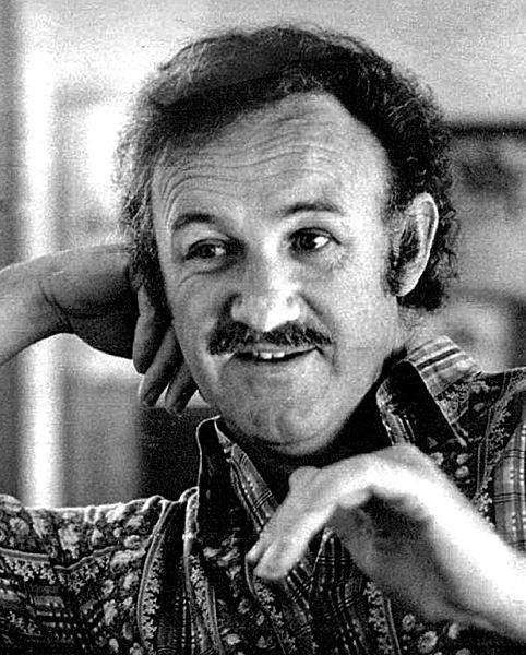 Gene Hackman early career