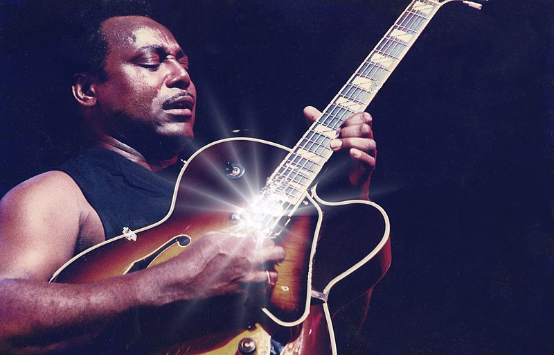 George Benson career beginnings