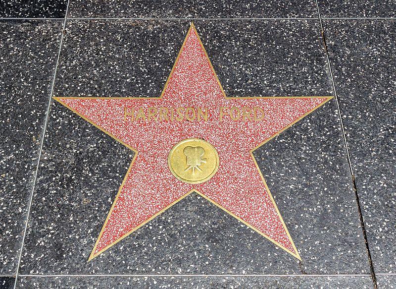 Harrison Ford fame