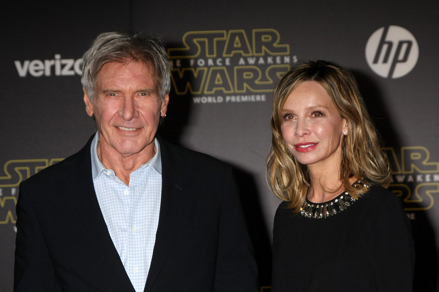 Harrison Ford personal life