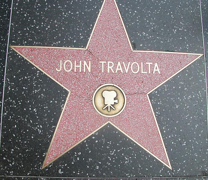 John Travolta fame