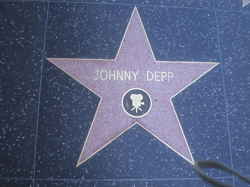Johnny Depp fame