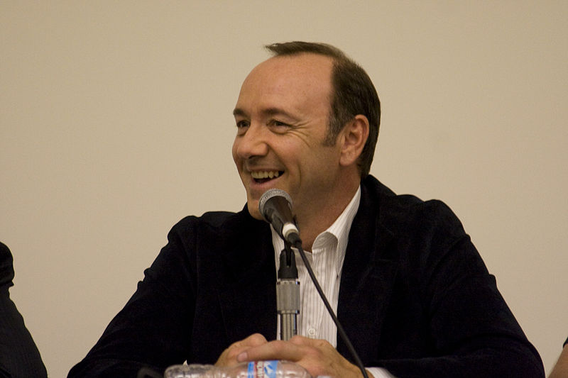 Kevin Spacey continued film success