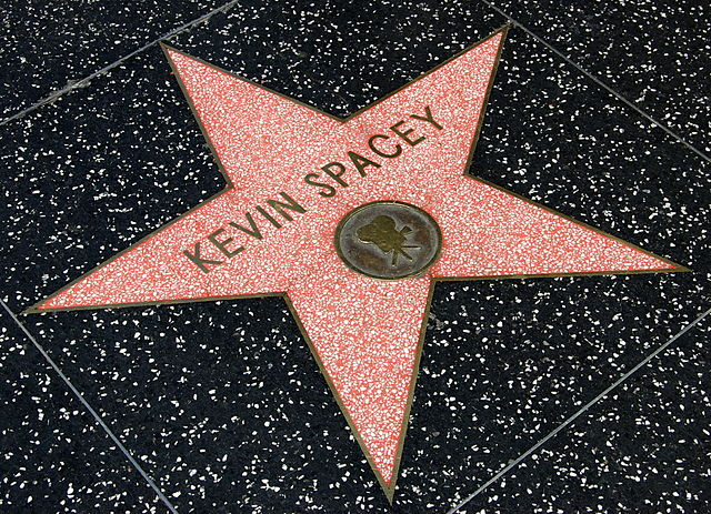 Kevin Spacey star