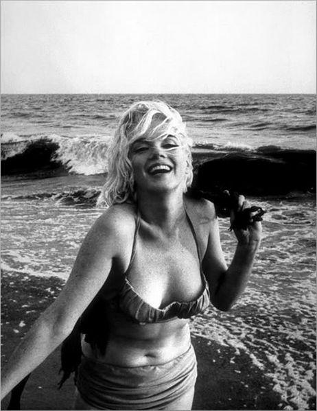 Marilyn Monroe age