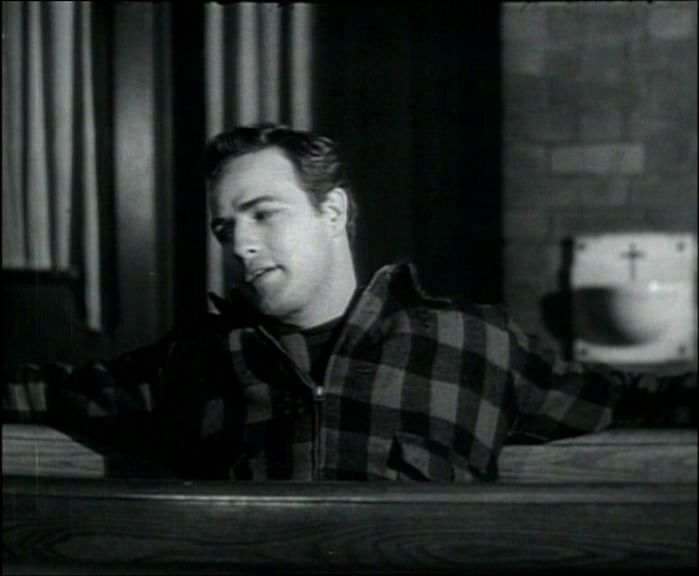 Marlon Brando early career