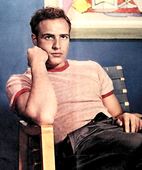 Marlon Brando nationality