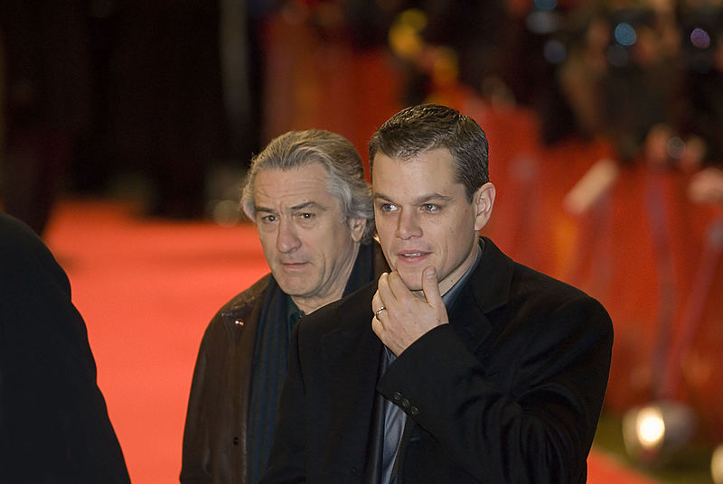 Matt Damon film success