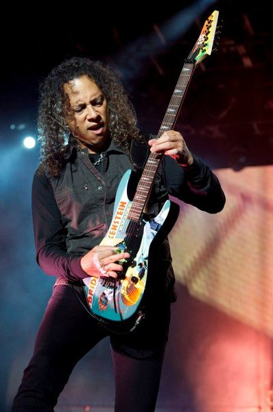 Metallica kirk