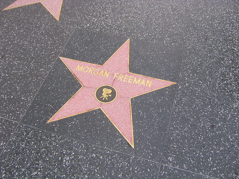 Morgan Freeman fame