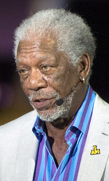 Morgan Freeman nationality
