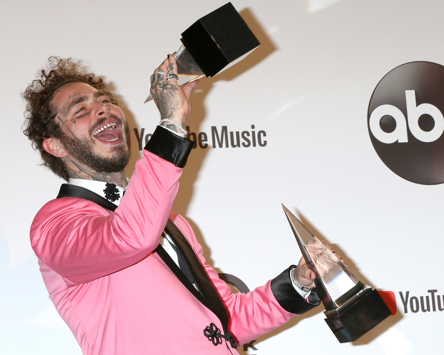 Post Malone awards