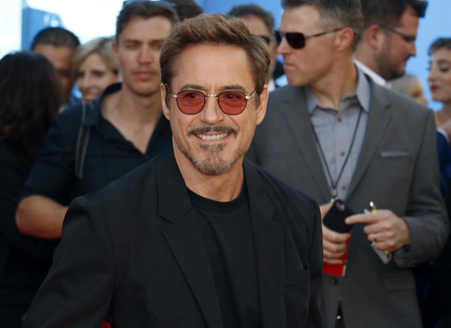 Robert Downey Jr early career