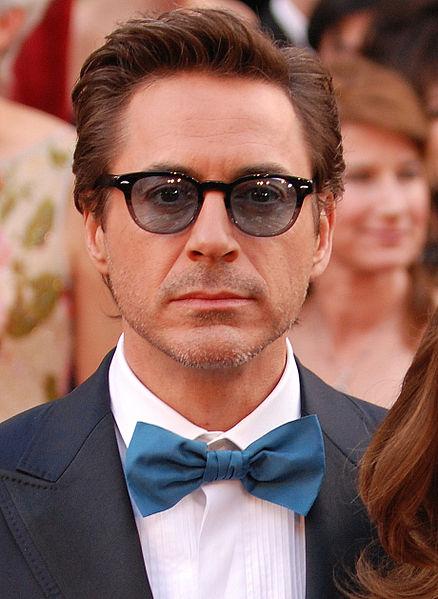 Robert Downey Jr education