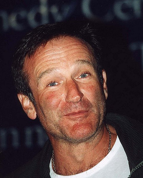 Robin Williams nationality