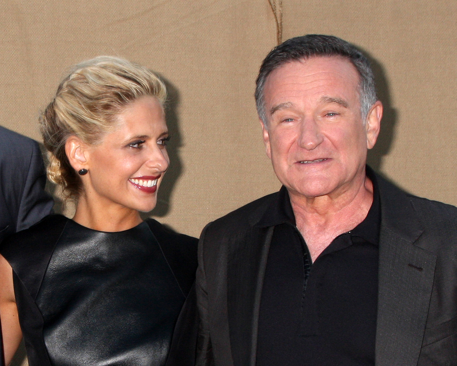 Robin Williams personal life