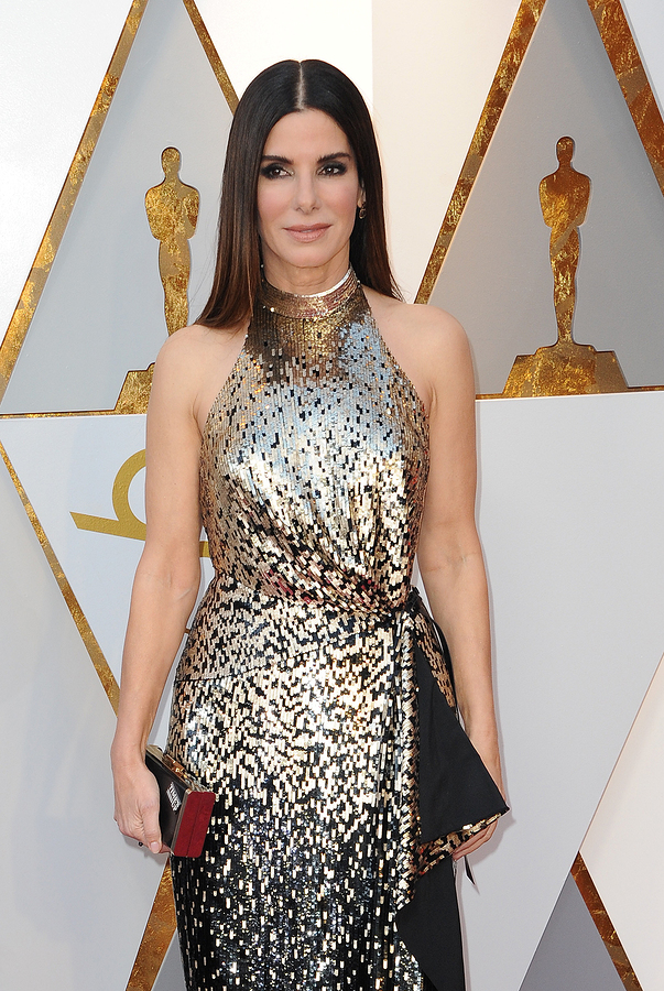Sandra Bullock height and weight