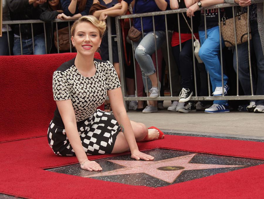 Scarlett Johansson fame