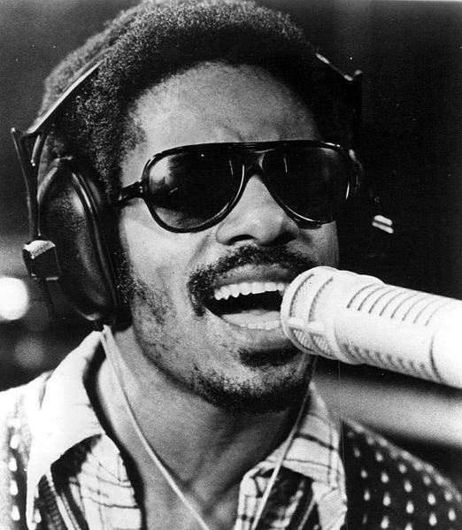 Stevie Wonder early career