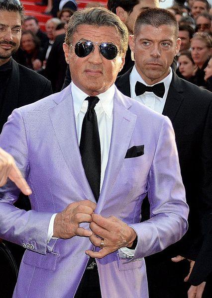Sylvester Stallone age
