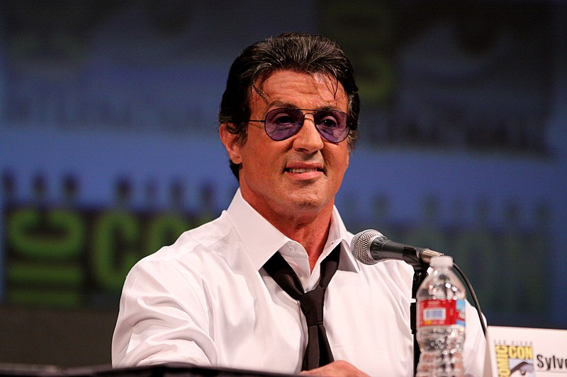 Sylvester Stallone nationality