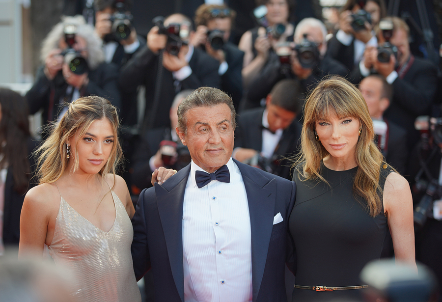 Sylvester Stallone personal life