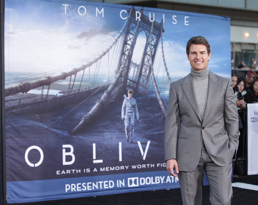 Tom Cruise continued film success
