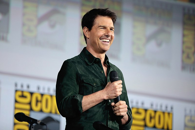 Tom Cruise interview