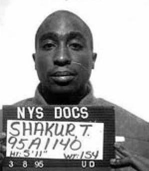 Tupac Shakur personal life