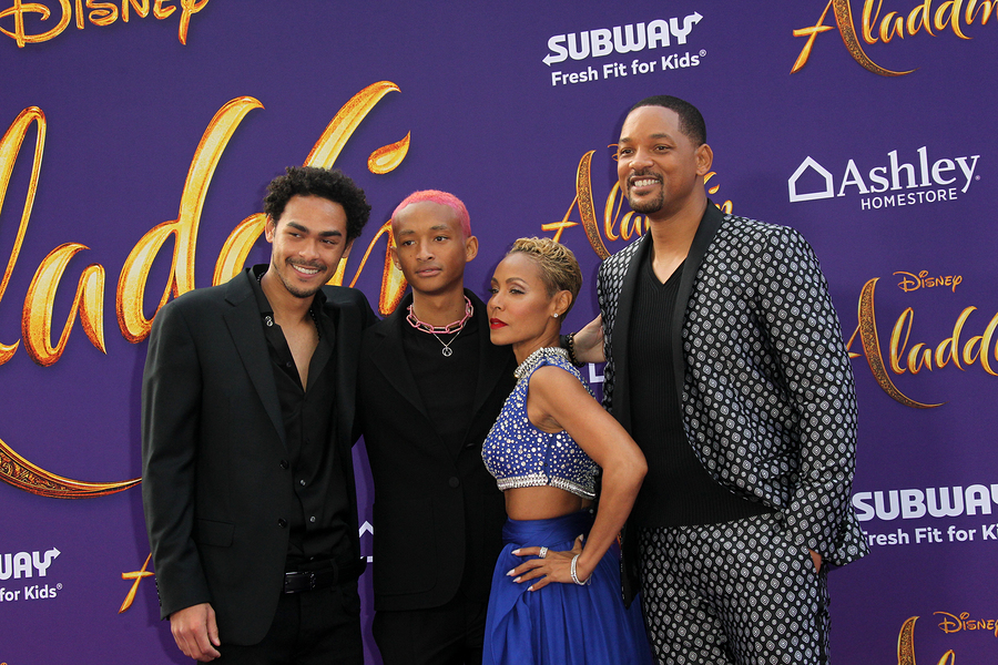 Will Smith personal life