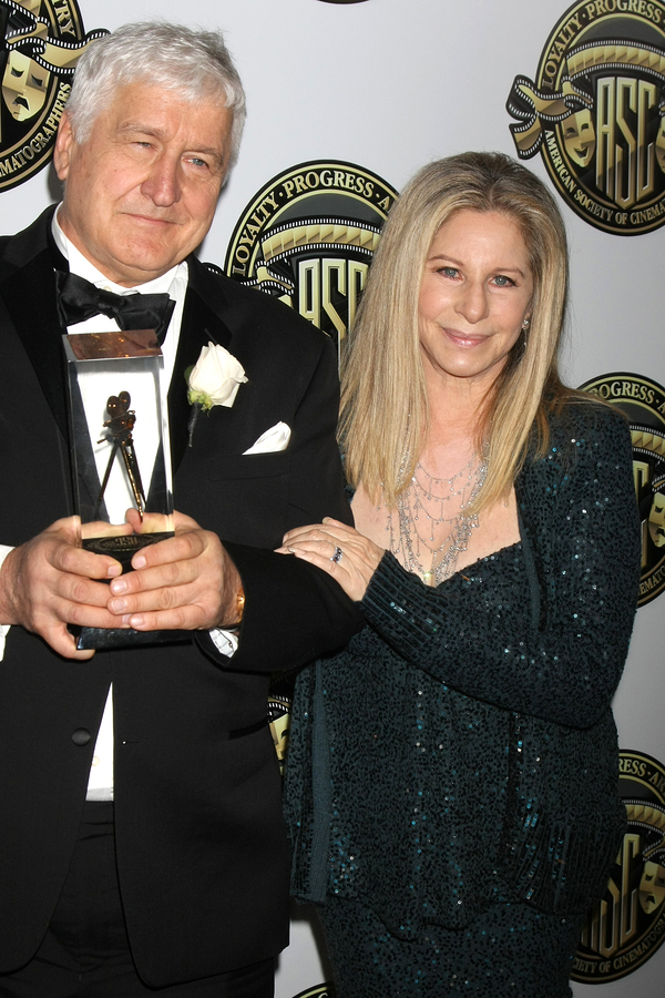 Barbra Streisand personal life