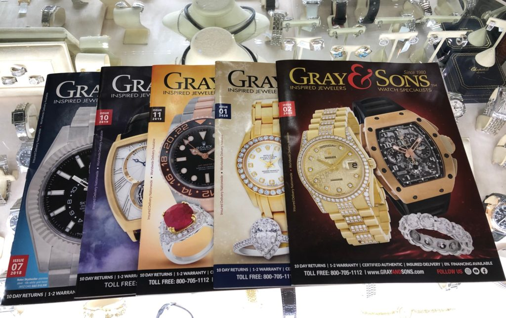 Gray and Sons Catalogs