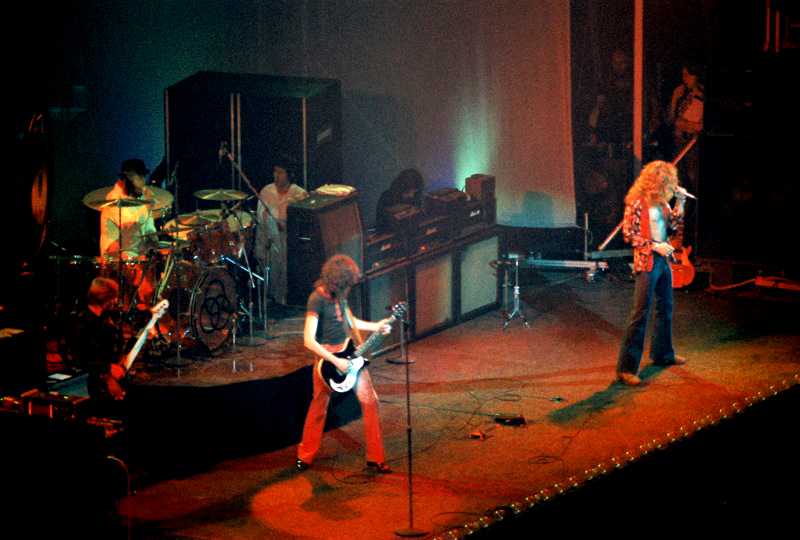 Led Zeppelin career breakthrough