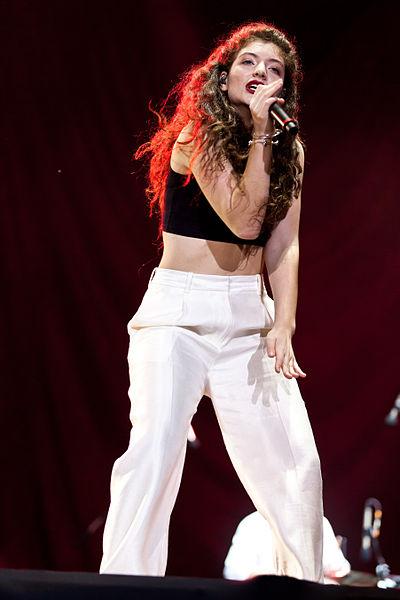Lorde career breakthrough