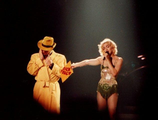 Madonna career breakthrough