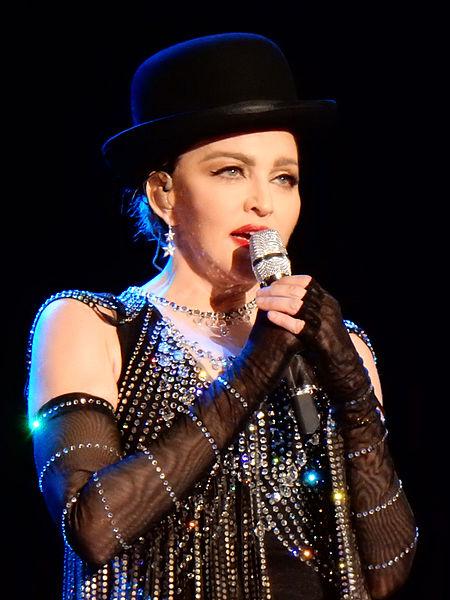 Madonna continuing career