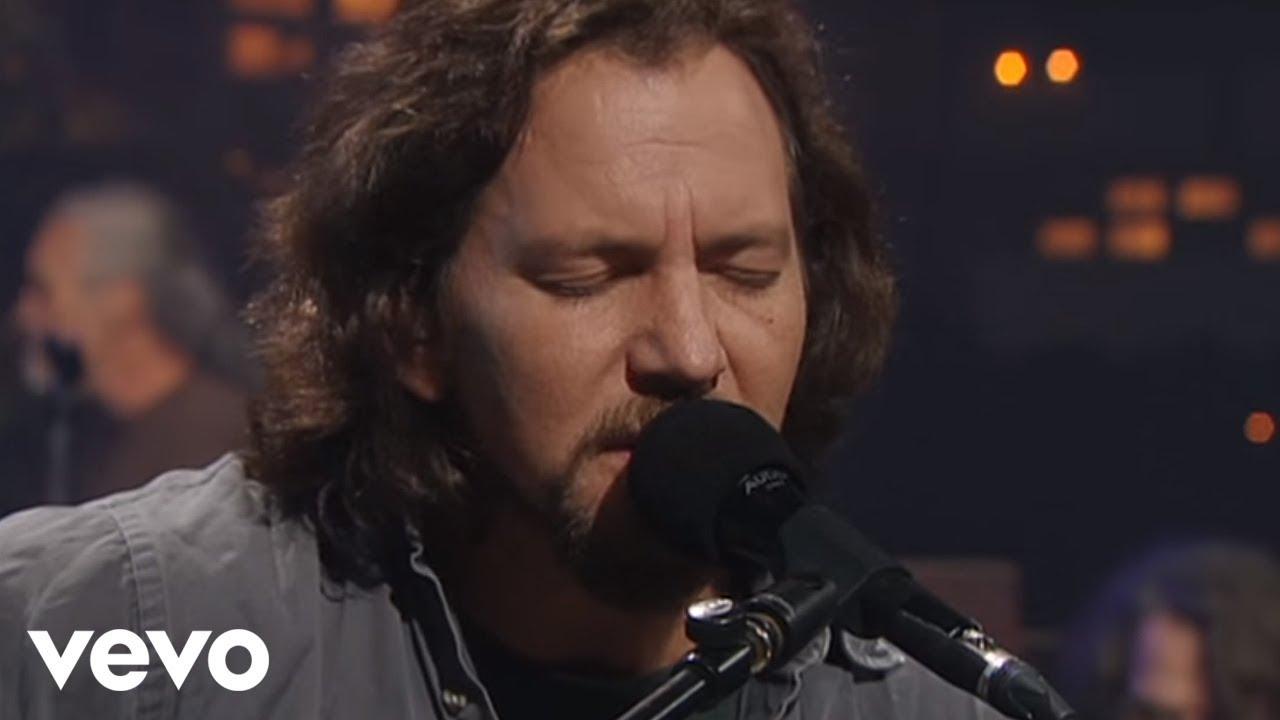 Pearl Jam youtube